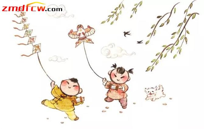 【邑骐水晶城】趁着春风带上宝贝一起来放飞梦想吧图片